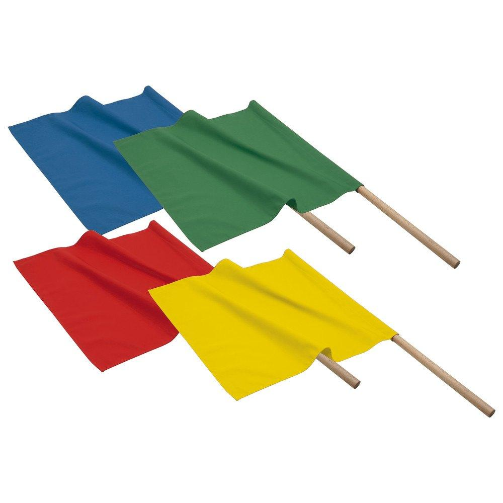 Dönges Warnflaggensatz
