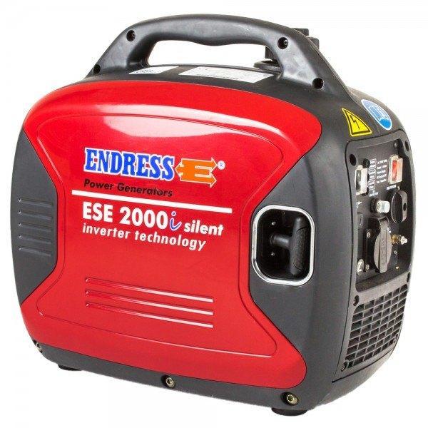 Endress Stromerzeuger ESE 2000i Silent, Standard Steckverbindungen