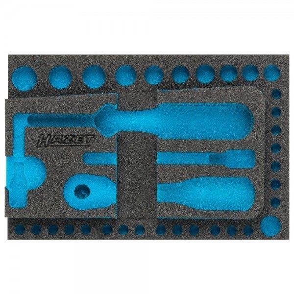Hazet 2K-Weichschaum-Einlage 163-350L