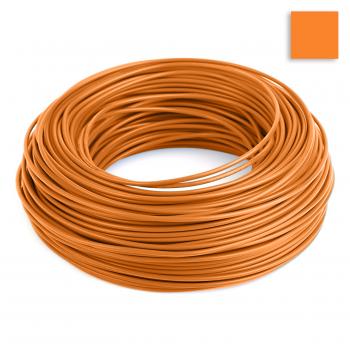 FLRY Kabel 0,50 mm² orange