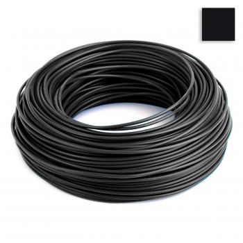 FLRY Kabel 0,50 mm² schwarz