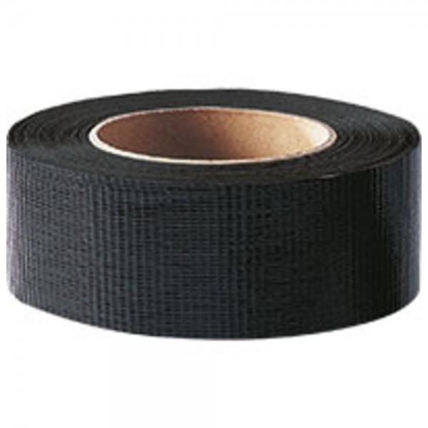 Dönges Gewebe-Reparaturband, schwarz, 48 mm x 50 m