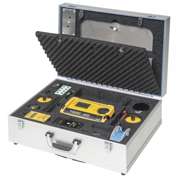 Warmbier ESD Auditkoffer Standard, (Version mit Metriso B530)