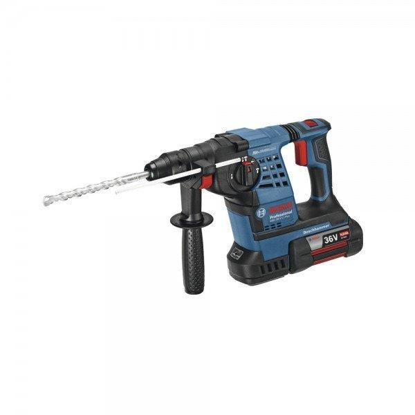 Bosch Akku-Bohrhammer GBH 36 V-LI Professional, 4,5 kg
