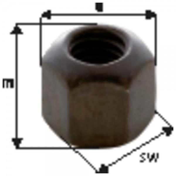 AMF Sechskantmutter DIN 6330 B M16
