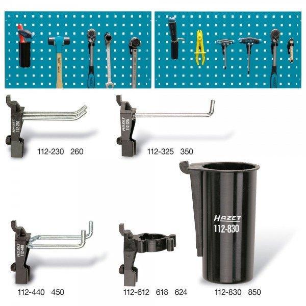 Hazet Werkzeug-Halter 112/11 - Anzahl Werkzeuge: 11