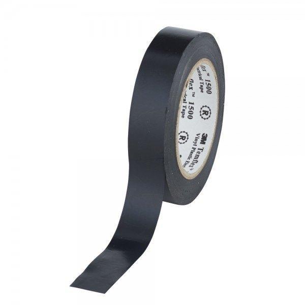 3M Elektroisolierband TemFlex 1500, 25 mm x 25 m, schwarz