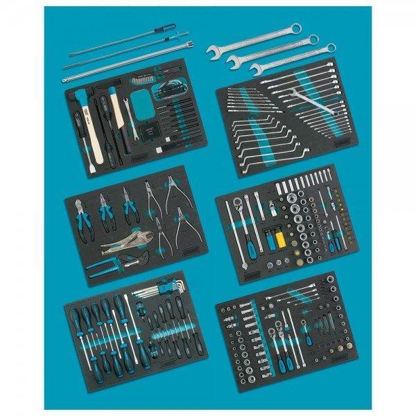 Hazet BMW Werkzeug-Sortiment 0-2900-163/258 - Anzahl Werkzeuge: 258
