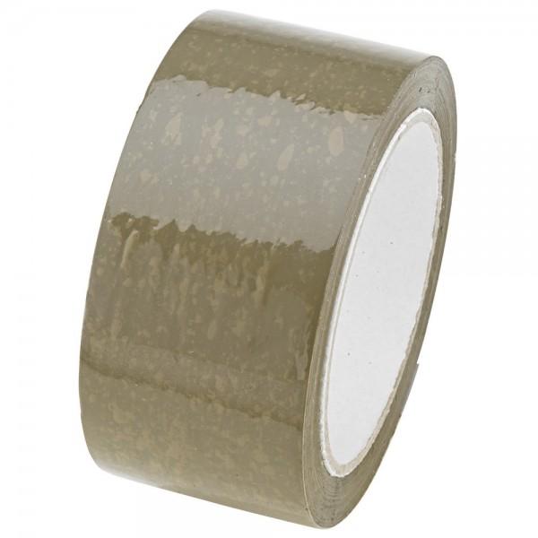 Dönges Verpackungsband, PVC mit Kautschukkleber, 50 mm x 66 m