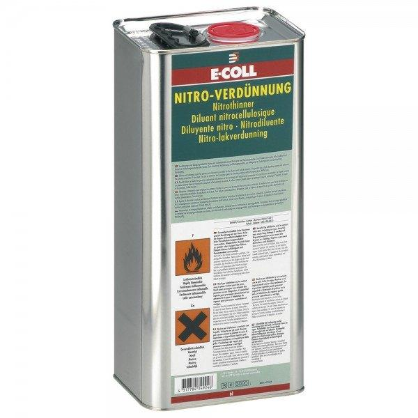 E-COLL Nitro-Verdünnung 6L Kanister