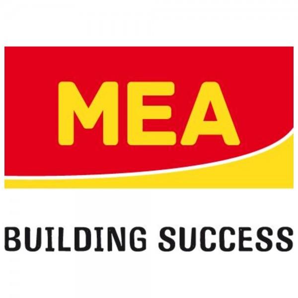 MEA Halteklammer verzinkt Höhe 30 mm