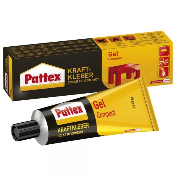 Henkel Pattex Kraftkleber Gel Compact 50 g