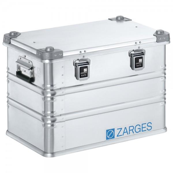 Zarges Leichmetall-Transportkiste K 470, 600 x 400 x 410 mm