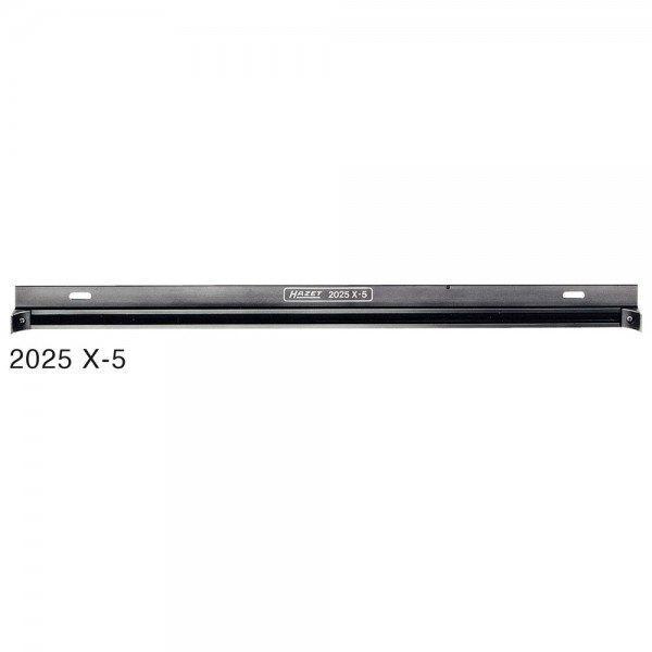 Hazet Führungsschiene 2025X-5 - Gesamtlänge: 440 mm