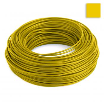 FLRY Kabel 0,35 mm² gelb