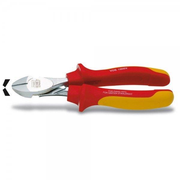 Hazet Kraft-Seitenschneider VDE 1802VDE-22 - Gesamtlänge: 180 mm