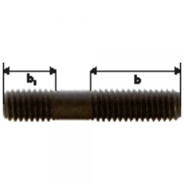 AMF Stiftschraube DIN 6379 M10 x 125 mm