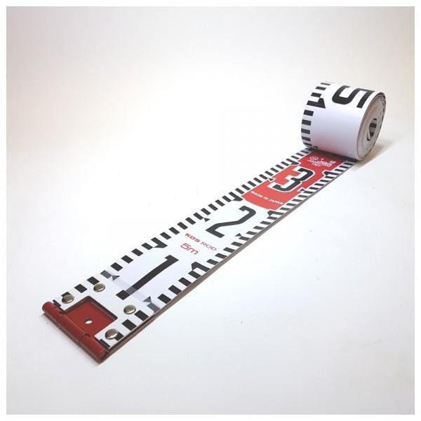 KDS Bandmaß Ribbon Rod, 5 m