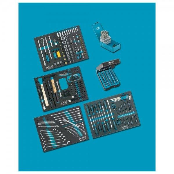 Hazet Werkzeug-Sortiment 0-179/220 - Anzahl Werkzeuge: 220