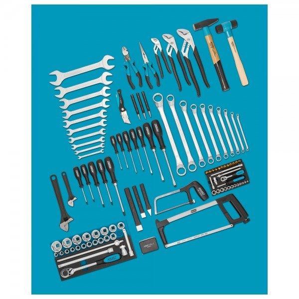 Hazet Werkzeug-Sortiment 0-13/95 - Anzahl Werkzeuge: 95
