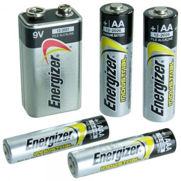 Energizer Alkaline Batterie, AAA/Micro, 1,5 V