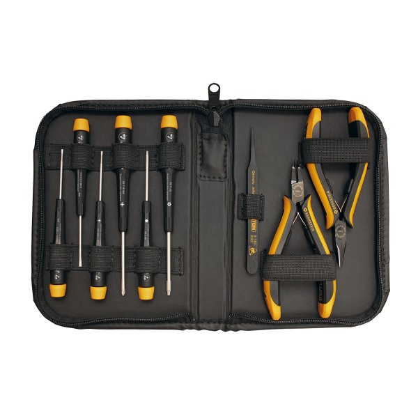 """Werkzeugsatz """"CARAT"""" mit 9 Werkzeugen"""
