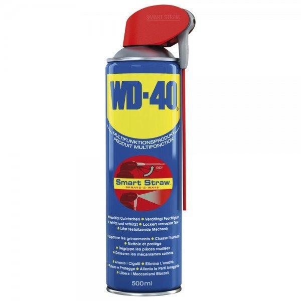 WD-40 Vielzweck-Schmiermittel, 500 ml, Sprühröhrchen