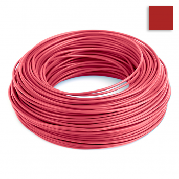FLRY Kabel 1,00 mm² rot