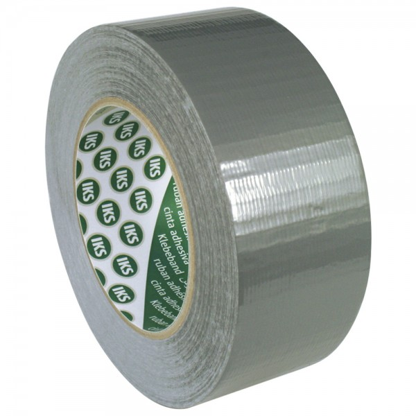 Enviro Pack Gewebeklebeband G76 50m x 50 mm silber