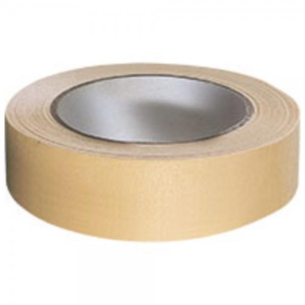 Dönges Flachkreppband, chamois, 30 mm x 50 m