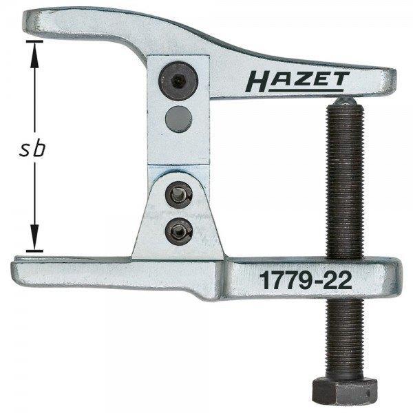 Hazet Kugelgelenk-Abzieher 1779-22