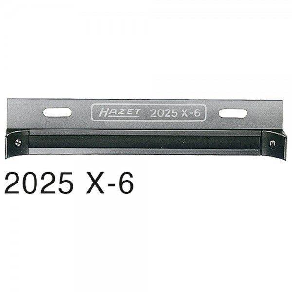 Hazet Führungsschiene 2025X-6 - Gesamtlänge: 150 mm