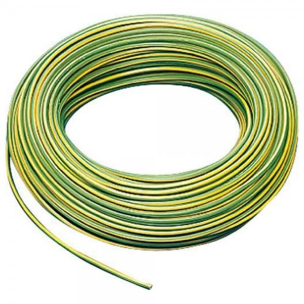 Dönges Aderleitung flexibel H07V-K 10 mm², blau, Ring 100 m