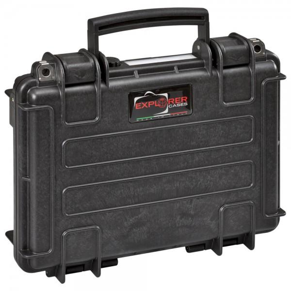 Explorer Cases Transportkoffer Explorer 3005 BE, IP67, leer, schwarz