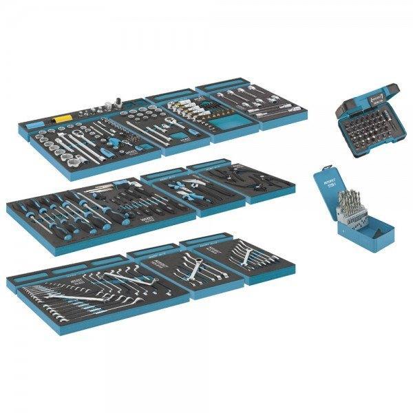 Hazet Werkzeug-Sortiment 0-179XXL/257 - Anzahl Werkzeuge: 257