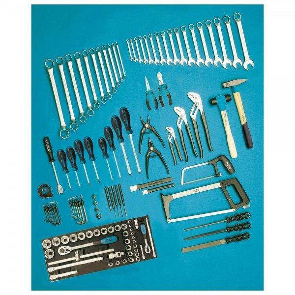 Hazet Werkzeug-Sortiment 0-111/116 - Anzahl Werkzeuge: 116
