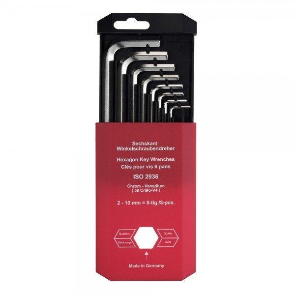HaFu Innensechskantschlüssel-Satz, 2-10 mm