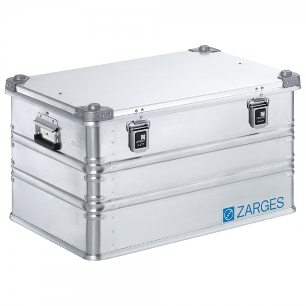Zarges Leichtmetall - Transportkiste K 470, 780 x 480 x 520 mm, 195 l