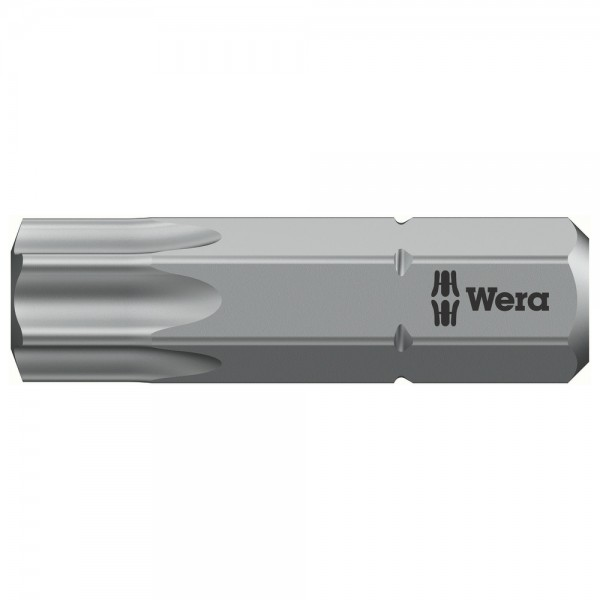"Wera Bit 1/4"" DIN3126 C6,3 T40 x 25 mm BiTorsion"