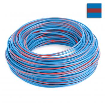 FLRY Kabel 0,50 mm² blau-rot