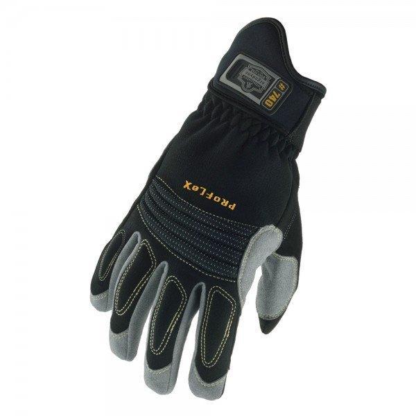 Ergodyne Handschuh für Seilarbeiten und Höhenrettung ProFlex 740, Größe XXL