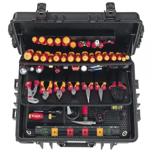 Wiha Werkzeugsatz Elektriker 115-teilig XXL