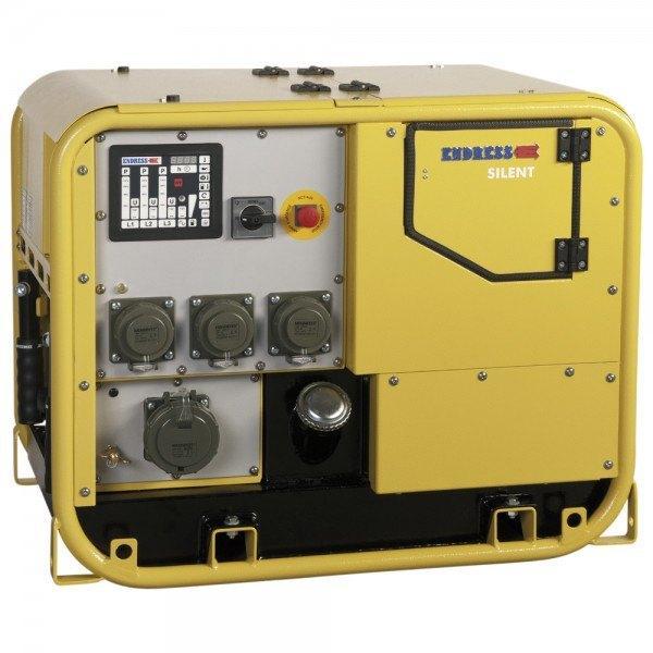 Endress Stromerzeuger DIN 14685-1 ESE 607 DBG DIN
