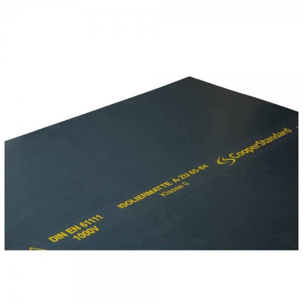 Cooper Isoliermatte, 4,0 mm stark, oben gerieft, 1000 V, 10,0 x 1,0 m
