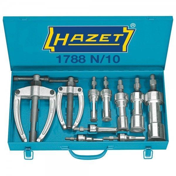 Hazet Innen-Auszieher-Satz 1788N/10 - Anzahl Werkzeuge: 10