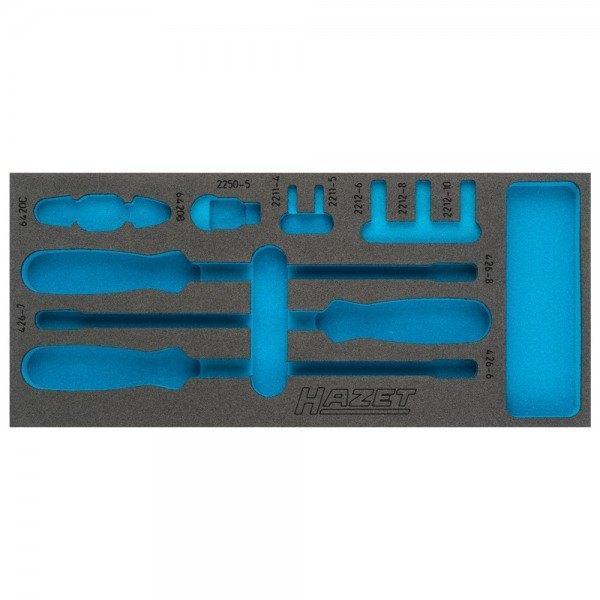 Hazet 2K-Weichschaum-Einlage 163-378L