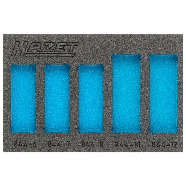 Hazet 2K-Weichschaum-Einlage 163-347L
