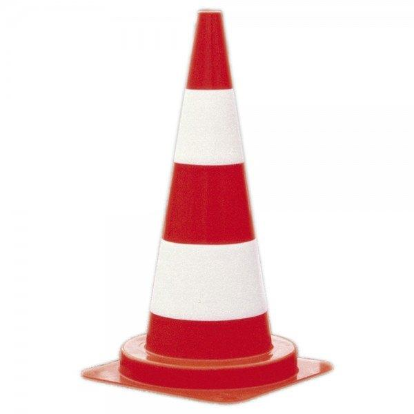 Dönges Verkehrsleitkegel teilreflektierend, 500 mm