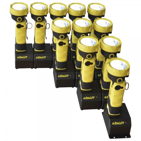 Adalit Ladestation für L-3000, Anzahl Ladeplätze 1, 230 V