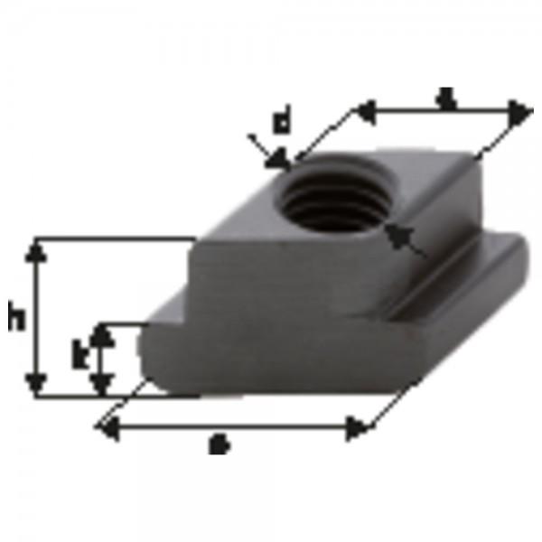 """AMF T-Nutensteine """"Rhombus"""" M24X28 mm"""